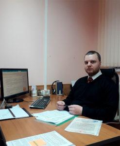 Руководитель агентства Андрей Климутин